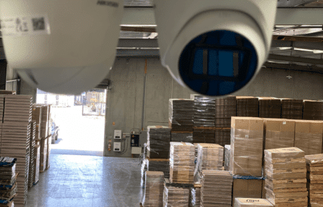 warehouse cctv