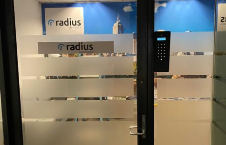 radius access control