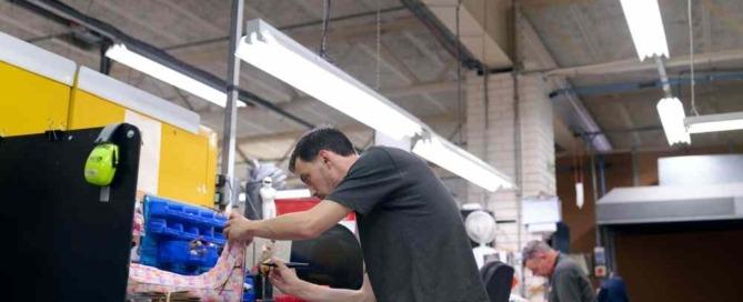 manufacturing scene