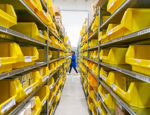 Warehouse Security Systems Monitoring